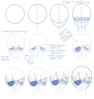 How I draw Ciel by Lily-Draws