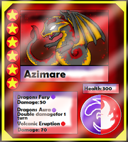 Azimare Card (Adopt) by Dianamond