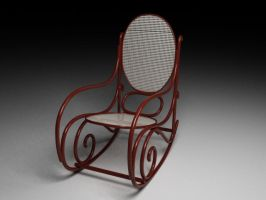 Rockin chair by wart84