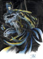 Batman by JKL-Designs