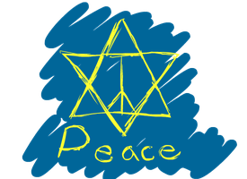 Peace in Israel by NachoLove