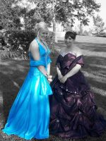 prom dresses by jenettykins