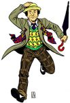 The Seventh Doctor by mc-hammark