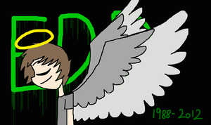 Rest In Peace, Edd Gould 1988-2012 by RandomWorld123