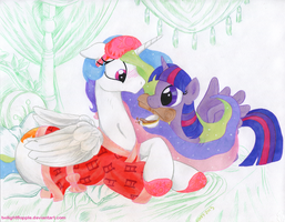 Homework Assignment by TwilightFlopple