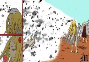 Claymore Chap 142 Coloring by M by MarioTheArtistM