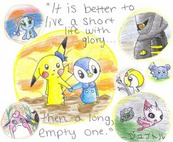 94. Last Hope by silverhannah42095