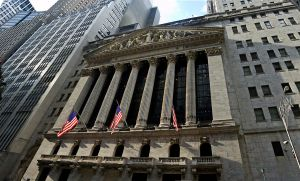 New York Stock Exchange by AlanSmithers