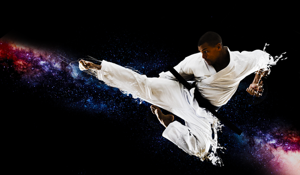 Karate by creativecircle