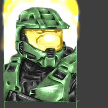 HALO AWESOME BEST by CHOCHEEPO