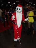 Sandy Claws by eburel506