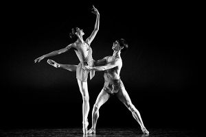 Rehearsal Pas de Deux IV by HowNowVihao
