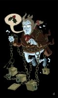 Jacob Marley by Douglasbot