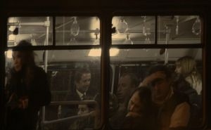 The night bus, Istanbul by cahilus