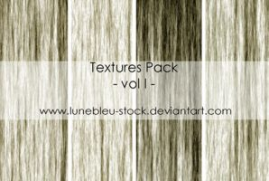 Textures Pack I by LuneBleu-Stock