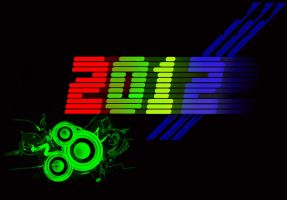 2012 wallpaper by yourpoisontheo
