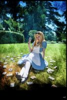 Alice in Wonderland 5 by AliceInTheTARDIS