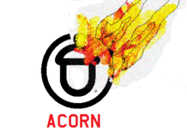 acorn a fire by bagera3005