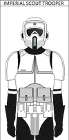Star wars- Imperial Scout Trooper by Milosh--Andrich
