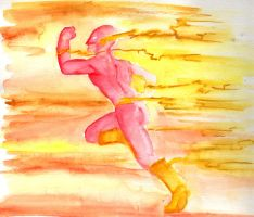 Speed Force by sporkbotic