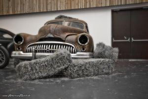 rusty buick by AmericanMuscle