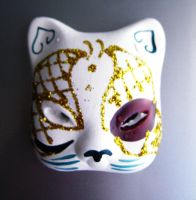 The cat mask by ItSurroundsMe