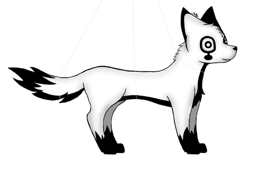 Puppers Mc Marionette by Alfirmitive