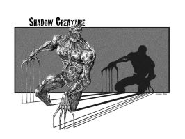 Shadow Creature by Josh-Horn