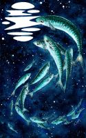 Moon Mackerel by Nonlinearity
