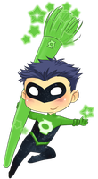 Green_ID by LinART