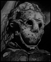 Jason Voorhees - Friday the 13th Part 9 by Kevercaser