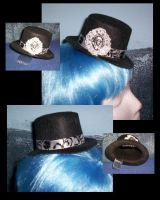 Black Hat collage by GothicDorothy
