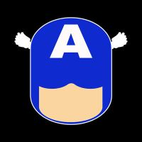 Captain America Icon by Yusef-Muhammed