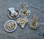 More Clockwork Pendants by AMechanicalMind