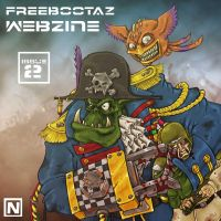 Freebootaz Webzine Cover: 2 by NicholasKay