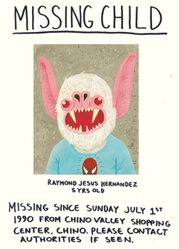 Missing Child by Bonio