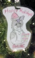 Christmas Tree Ornament! by DJ-Darc