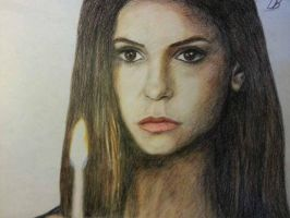 Elena Gilbert 4x15 Stand by me. by Daphneexx96