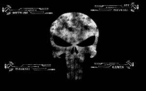 The Punisher by spybg
