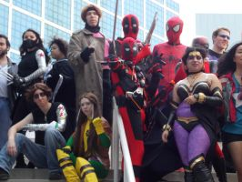 AX2014 - Marvel/DC Gathering: 041 by ARp-Photography