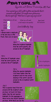 Sparkles and Glitter Tutorial by batty-mcbats