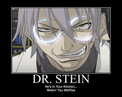 Dr. Stein motivation by sonofravens