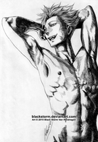NNT: Ban the Seven Deadly Sin's Fox's sin of Greed by blackstorm
