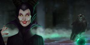 Maleficent Complete by Cellaneo