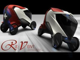 Revieve Concept by Darmelli