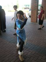 Me as katara again by artangel85
