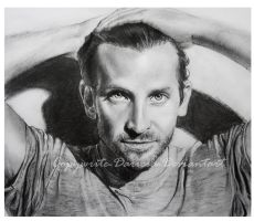Bradley Cooper - Hangover by Daricia