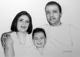 Andre e familia by valeriafernand