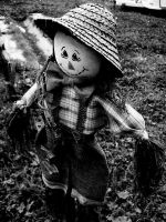 scarecrow by tanura