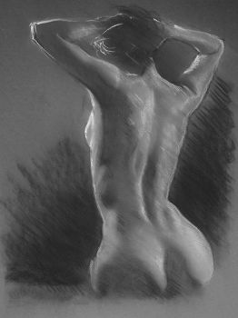 Nude 5 by Lefthand666